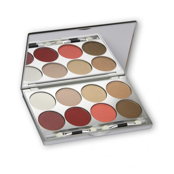Ultra Glamour Glow - 8 - Palette - 24g