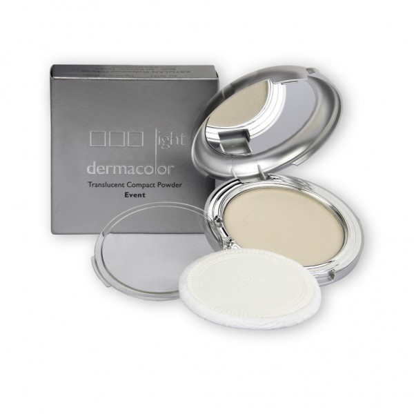 Dermacolor light Translucent Compact Powder -Event-