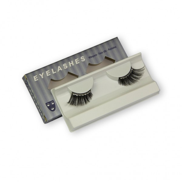 Jewellery Eyelashes - Eckwimpern