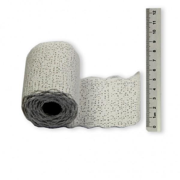 Gipsbinden, 6cm breit, 2m lang, 2er Pack