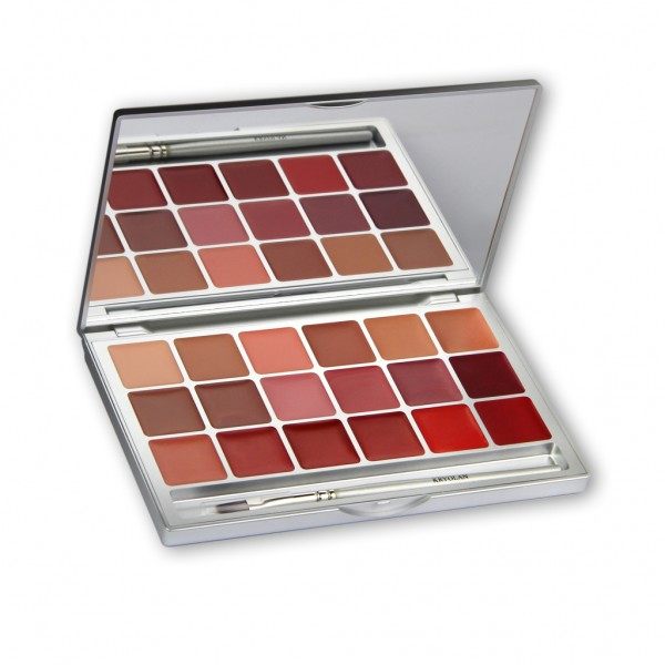 Lip Rouge Sheer Palette -18- Farben 35g
