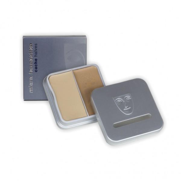 Micro Foundation Cache Duo 2 Farben 18g