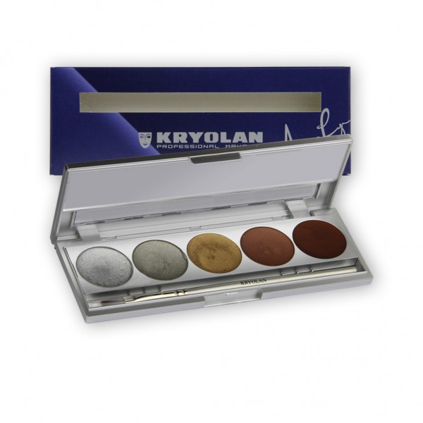 Metallique -5- Palette Eye Makeup