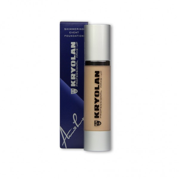 Shimmering Event Foundation, 50ml