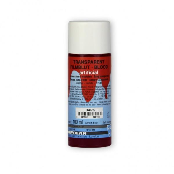 Transparentblut, pigmentfrei, 100 ml