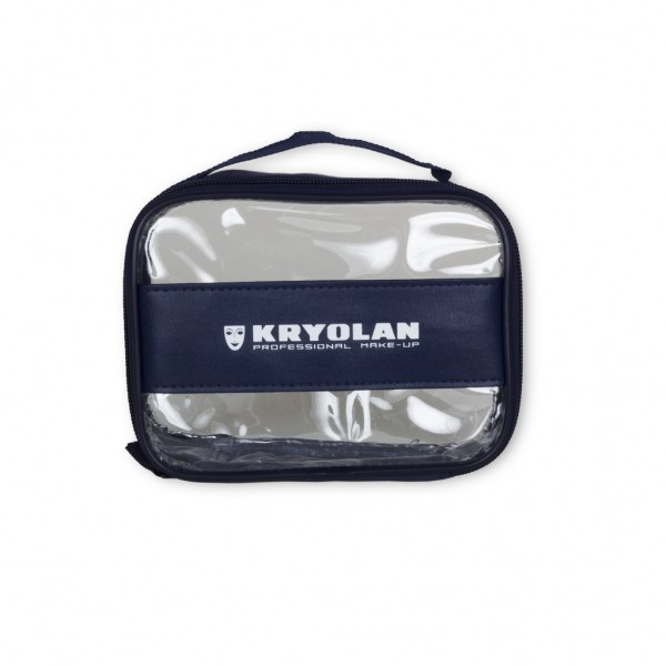 Flight Bag Transparent 14x 18cm