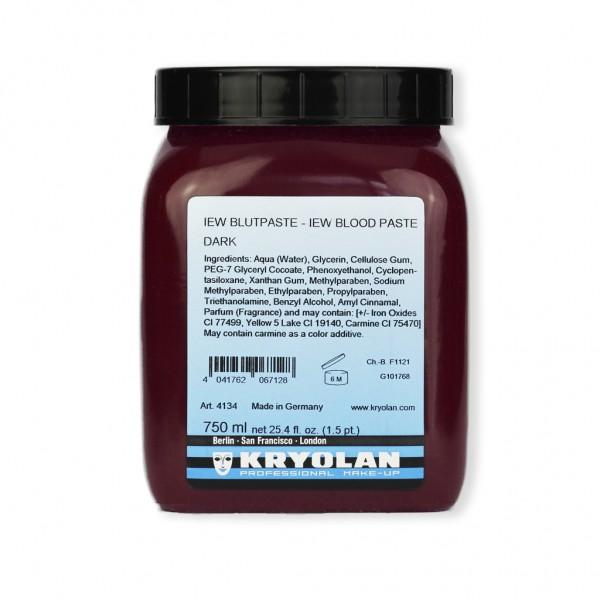 Blutpaste IEW 750 ml