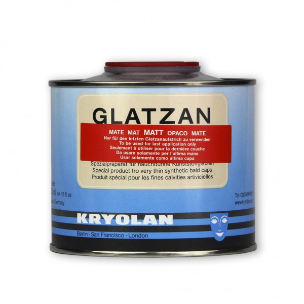 Glatzan L Matt 500ml