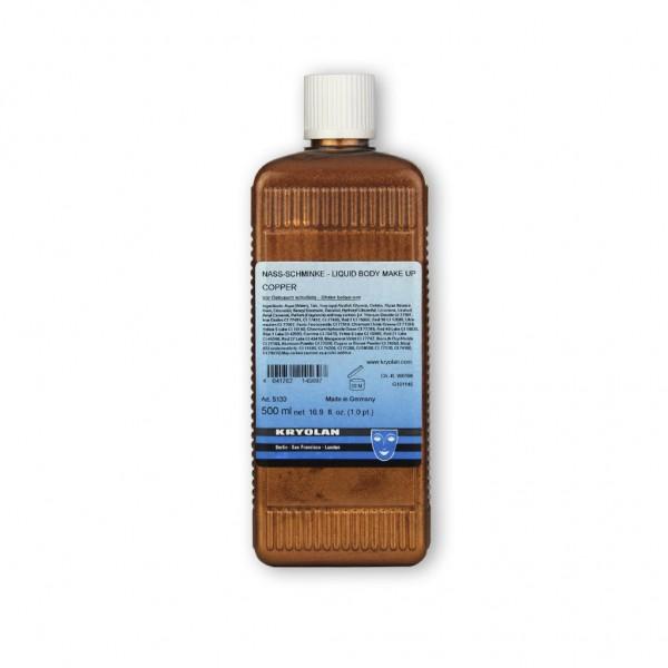 Naßschminke, flüssig 500 ml Buntfarben