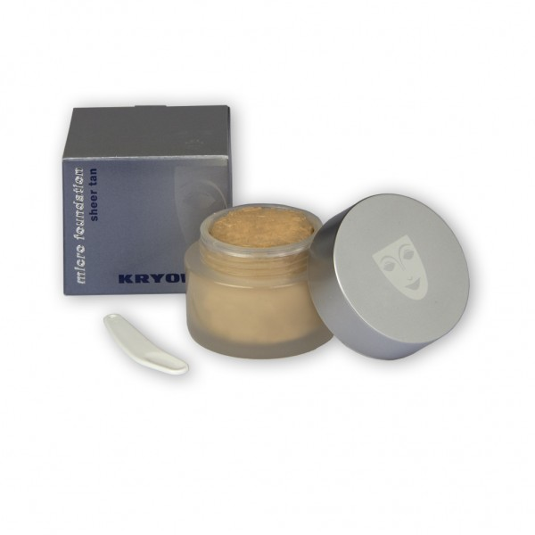 Sheer Tan HD Micro Foundation 30ml