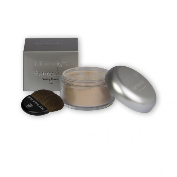Dermacolor light Setting Powder -Matt-