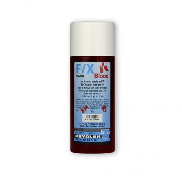 F/X Blut, farbstarkes Effektblut 250 ml