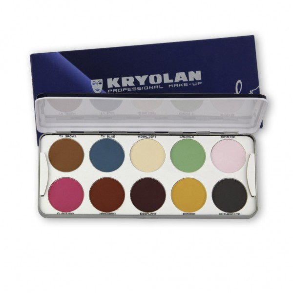 Eye Shadow Palette 10 Farben
