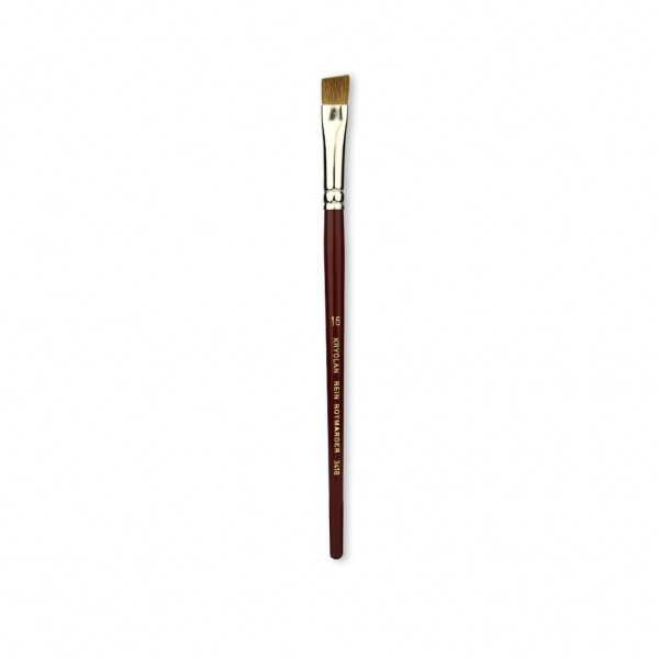 Excellence Schminkpinsel flach/schräg Größe 16