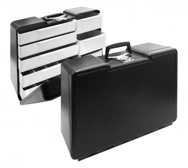 Universal-Schminkkoffer Polystyrol, groß 36x48x18cm