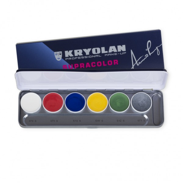 Supracolor Interferenz Palette 6 Farben