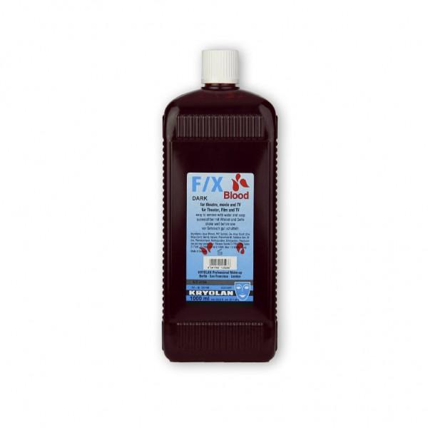 F/X Blut, farbstarkes Effektblut 1000 ml