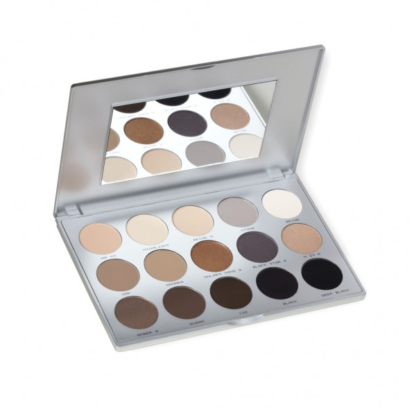 Professional Eye Shadow Set 15 Farben