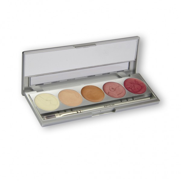 Illusion Palette 5 Farben Emotion 9,5g