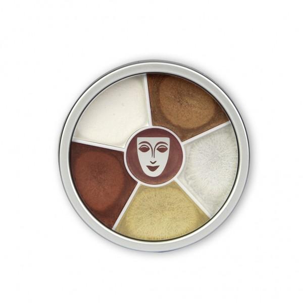 Cream Color Circle 30ml, 6 Interferenzfarben