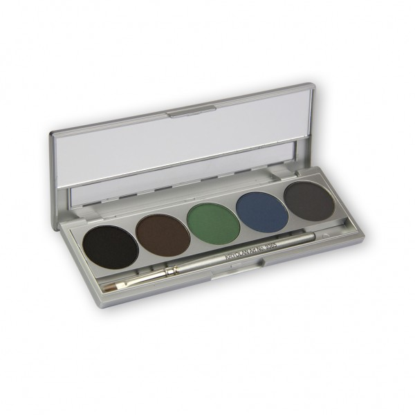 Cake Eye Liner Set, 5 Farben, Special Filling, Inhalt 7,5g