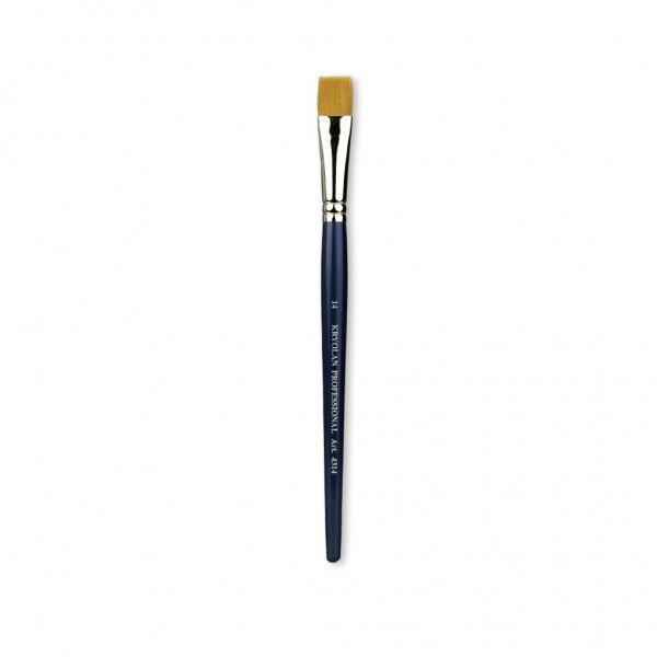 Torey Schminkpinsel 13 mm breit Größe 14