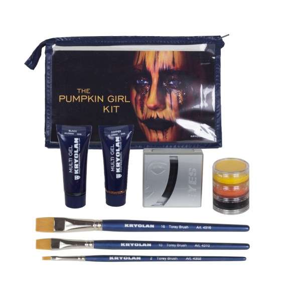 Pumpkin Girl Kit