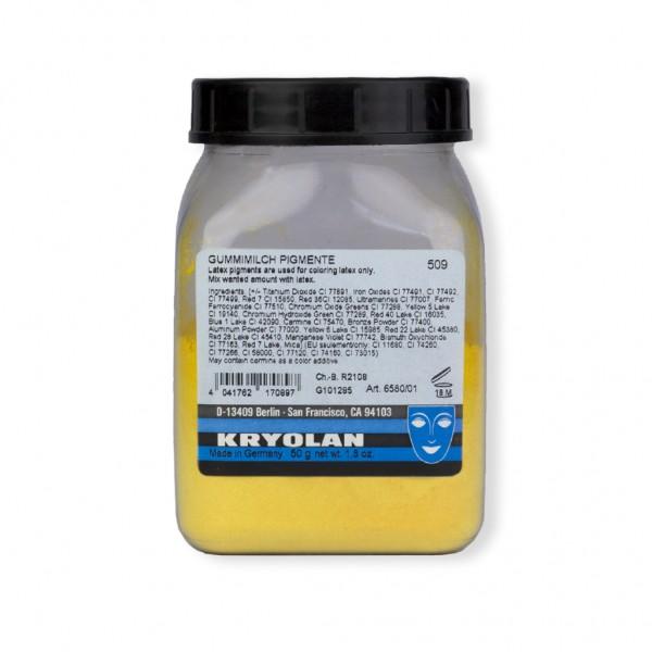 Gummimilchpigmente 50g Buntfarben