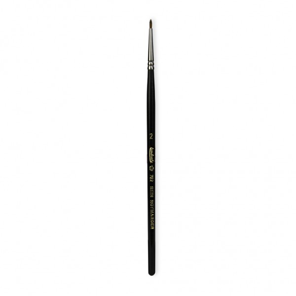 Eyeliner Pinsel, Echthaar, 5mm, 782/2